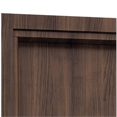 Guarnição para Porta Interna Aluminium 215x78x14cm Madeira - Sasazaki