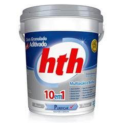 Hth Cloro Aditivado Mineral Brilliance 10 em 1 com 2,5kg - HTH