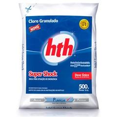Hth Cloro Granulado Super Shock - HTH