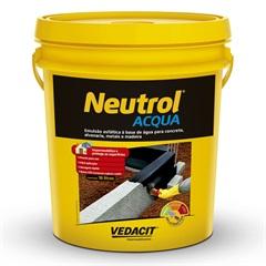 Impermeabilizante Asfáltico Neutrol Acqua Lata 18litros