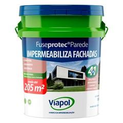 Impermeabilizante para Parede Fuseprotec 18 Litros  - Viapol