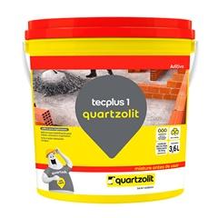 Impermeabilizante Tecplus 1 Cinza 3,6 Litros - Quartzolit