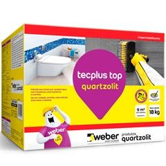 Impermeabilizante Tecplus Top Cinza 18kg