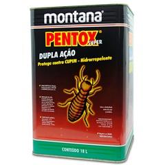 Inceticida Pentox Super Dupla Ação Incolor 18 Litros - Montana