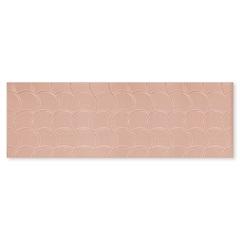 Inserto Acetinado Borda Reta Shell Lady Blush 30x90cm - Roca