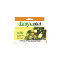 Inseticida Neem 20ml Ref: 10166 - Dimy