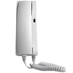 Interfone Eletrônico Bivolt Residencial Universal Branco - Protection