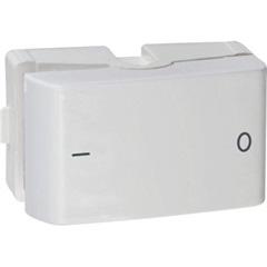 Interruptor Bipolar Branco Decor Bivolt 250w - Schneider