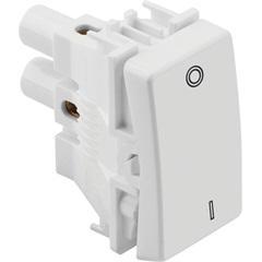 Interruptor Bipolar Simples 10a 250v S19 Branco - Simon