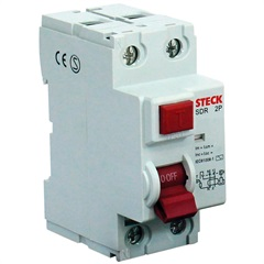 Interruptor Diferencial Idr 2p 25a 30ma - Steck