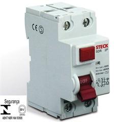 Interruptor Diferencial Idr 2p 40a 30ma - Steck