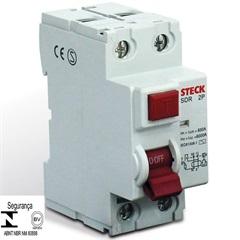 Interruptor Diferencial Idr 2p 63a 30ma - Steck
