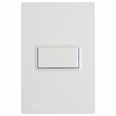 Interruptor Simples 10a 250v Brava Branco - Iriel