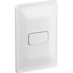 Interruptor Simples 4''X2'' 220v 10a Zeffia Branco - Pial Legrand