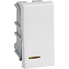 Interruptor Simples com Luz 10a 220v Pialplus Branco - Pial Legrand