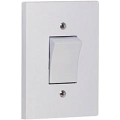Interruptor Simples com Placa Aquatic 10a 250v - Pial Legrand