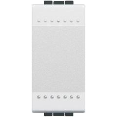 Interruptor Simples Living & Light Branco - BTicino