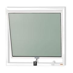 Janela Maxim-Ar em Alumínio Plus 60x60cm Branca - Brimak