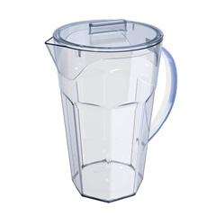 Jarra Drink em Poliestireno 1,8 Litros Natural - Ou