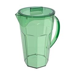 Jarra Drink em Poliestireno 1,8 Litros Verde Menta - Ou