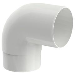 Joelho 90° Circular Aquapluv Style Branco - Tigre
