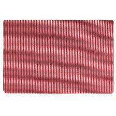Jogo Americano Mesafix 45 X 30cm Vermelho - Uzoo