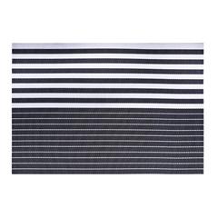 Jogo Americano Textilene 45x30cm Casual Azul Escuro - Uzoo