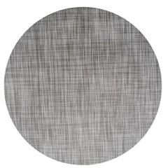 Jogo Americano Textilene 45x30cm Circle Azul Claro - Uzoo