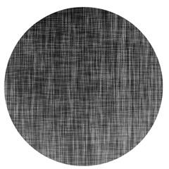 Jogo Americano Textilene 45x30cm Circle Azul  - Uzoo