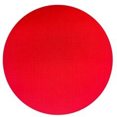 Jogo Americano Textilene 45x30cm Circle Vermelho - Uzoo