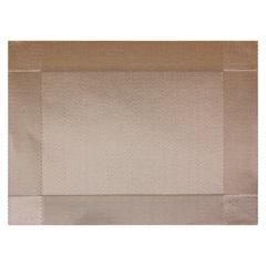 Jogo Americano Textilene 45x30cm Colore Cinza - Uzoo