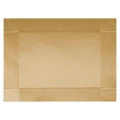 Jogo Americano Textilene 45x30cm Colore Dourado - Uzoo