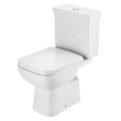 Kit Bacia com Caixa Acoplada E Assento Misti Branco - Icasa