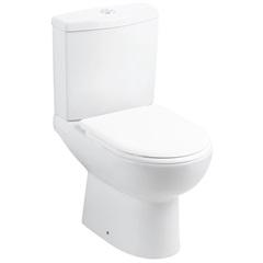 Kit Bacia Sanitária E Assento Soft Close com Caixa Acoplada Smart Branco - Celite
