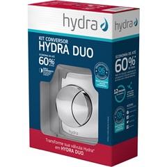 Kit Conversor Hydra Max para Hydra Duo 1.1/4'' Hydra Duo Cromado - Deca