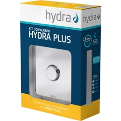 "Kit Conversor Hydra Max para Hydra Plus 1.1/2"" E 1.1/4"" Cromado - Deca"