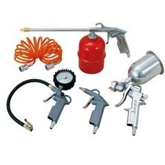 Kit de Acessórios para Compressor 5 Peças - Schulz