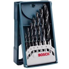 Kit de Acessórios X-Line com 7 Brocas para Madeira - Bosch