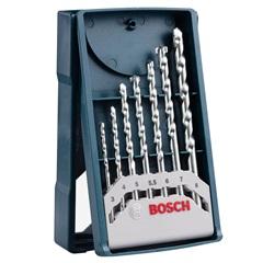 Kit de Acessórios X-Line com 7 Brocas para Pedra - Bosch