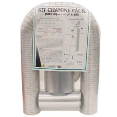 Kit para Instalação de Aquecedor 60mm com 3 Metros - Westaflex