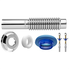 Kit para Instalação de Vasos Sanitários com Anel Guia - Blukit