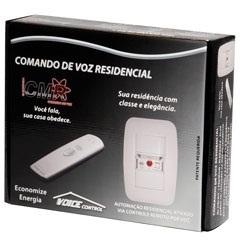 Kit Premium Comando de Voz - R2F