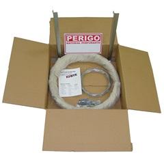 Kit Protetor para Muro 30cm E 5 Metros - Calha Forte