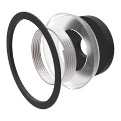 "Kit Reparo para Válvula de Descarga Hydra Luxo/Master 1.1/2"" - Blukit"