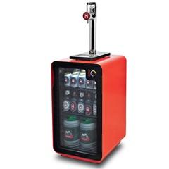Kit Torre de Chope para Cervejeira E Cervejeira Frost Free com Wi-Fi 110v Vermelha - Kit