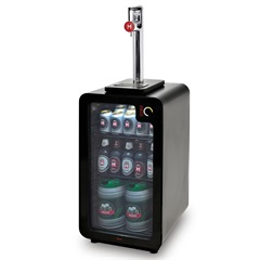 Kit Torre de Chope para Cervejeira E Cervejeira Frost Free com Wi-Fi 220v Preta - Memo