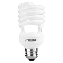 Lâmpada Fluorescente Tkfs 25w 110v 2700k Luz Amarela - Taschibra