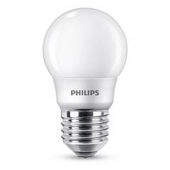 Lâmpada Led a40 3,5w Bivolt 3000k Luz Amarela - Philips