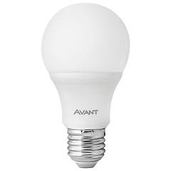 Lâmpada Led Bulbo 9w Bivolt 6500k Luz Branca - Avant