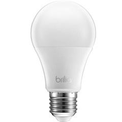 Lâmpada Led Bulbo a60 4,8w Bivolt Smart 6500k - Brilia